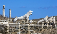 Ancients Delos & Rhenia Island Cruise