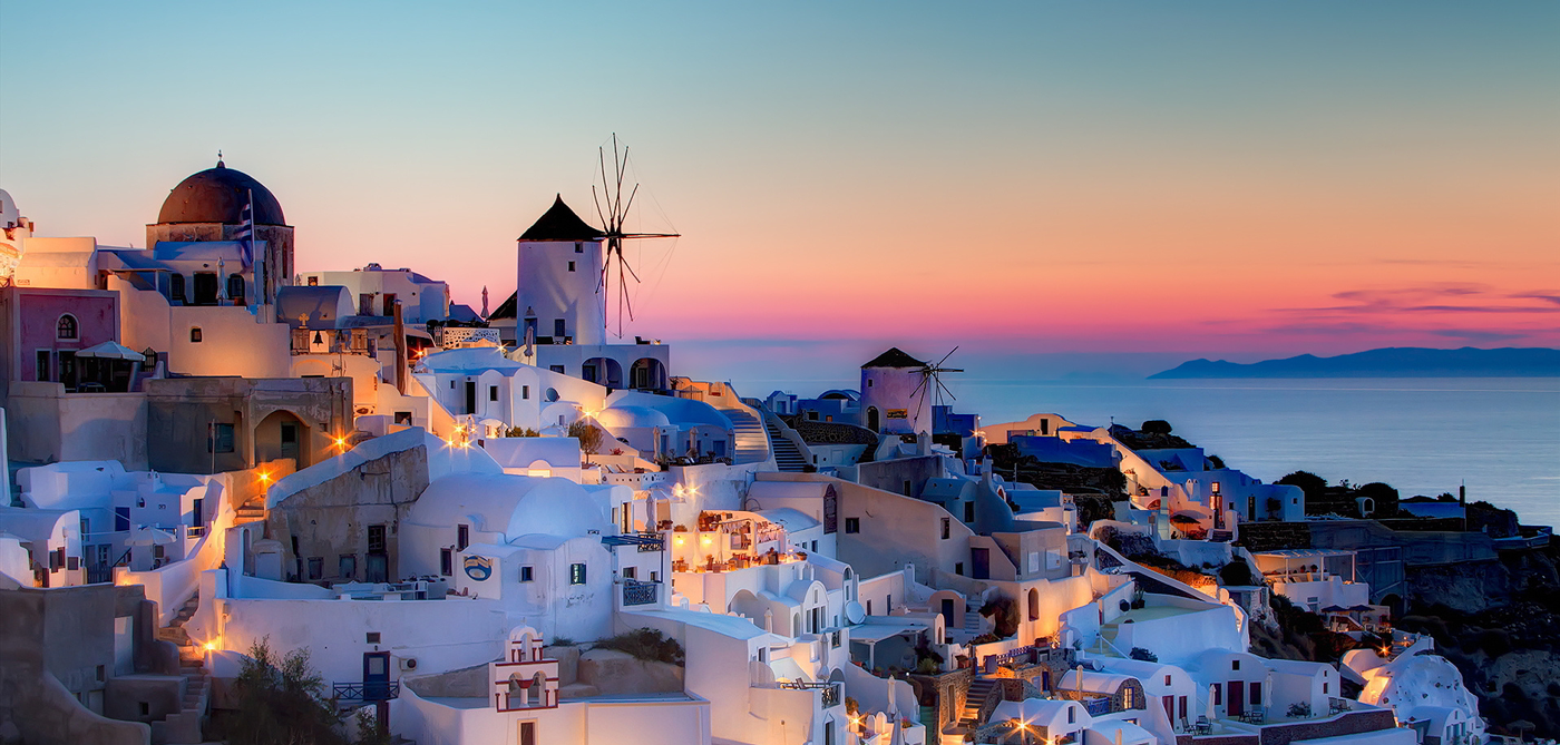 Santorini - Best Greek Island